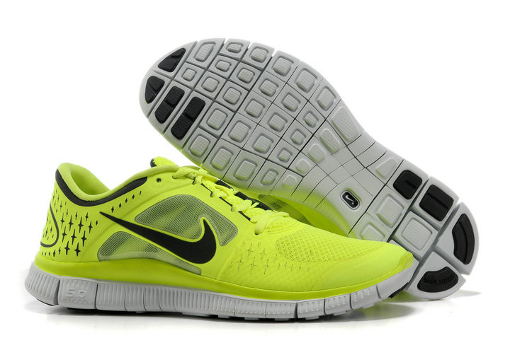 Nike Free Run +3 Homme femme 2016 pas cher Nike Free Run 3 Homme Chaussures Course Anthracite Reflective