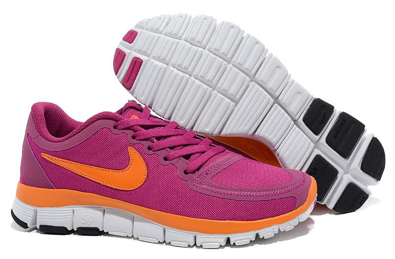 chaussures de sport 8f6da bc1ce Nike Free Run 5.0 v4 Femme NIKE pas cher NIKE FREE 4V2 nike ...