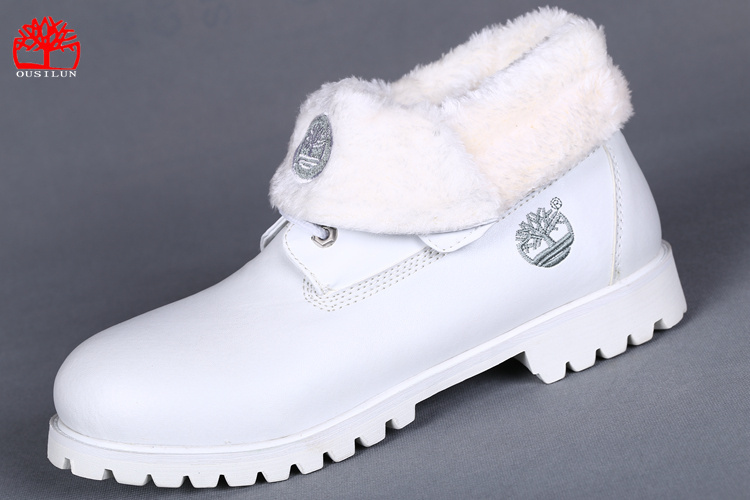 timberland blanche pour femme