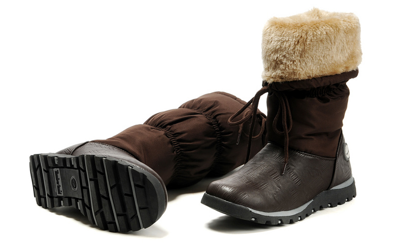 botte neige femme timberland