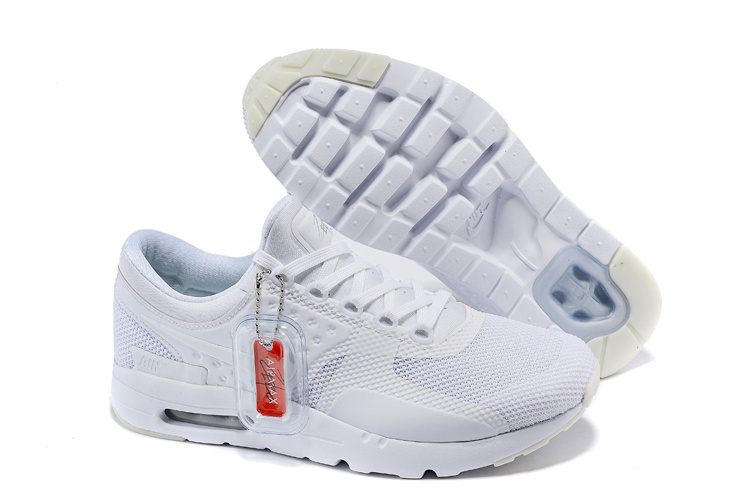 Nike Air Max Zero Homme Pas Cher Nike Air Max 2016 Hommes vert Apple argent Chaussures