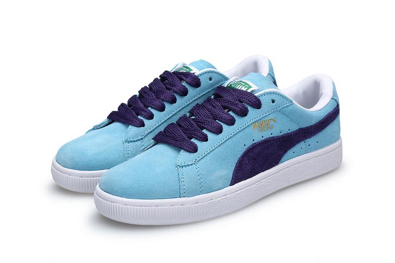 puma chaussure de marque pas cher, Puma Basket Platform
