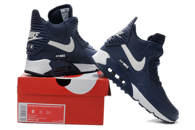 Nike Air Max 90 High Homme one chaussure 90 femme pas cher air max